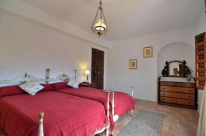 Casa Rural Finca Buenavista, Hétvégi házak  Valdeganga de Cuenca - big - 38
