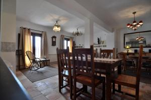 Casa Rural Finca Buenavista, Hétvégi házak  Valdeganga de Cuenca - big - 56