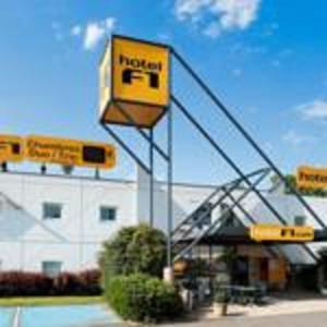 hotelF1 Besancon Ouest Micropolis -
