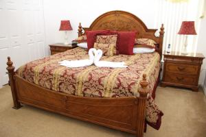 Laurel Ridge Villa FP007, Dovolenkové domy  Davenport - big - 8