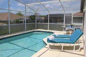 Laurel Ridge Villa FP007, Dovolenkové domy  Davenport - big - 5