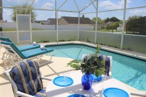 Laurel Ridge Villa FP007, Dovolenkové domy  Davenport - big - 25