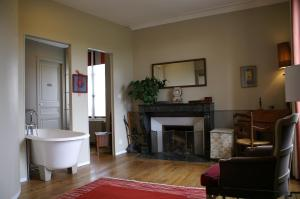 B&B Vassy Etaule, Bed & Breakfast  Avallon - big - 44