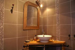 B&B Vassy Etaule, Bed & Breakfast  Avallon - big - 47