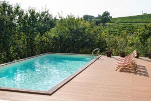 Agriturismo Albarossa, Vidiecke domy  Nizza Monferrato - big - 16