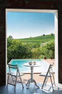 Agriturismo Albarossa, Vidiecke domy  Nizza Monferrato - big - 18