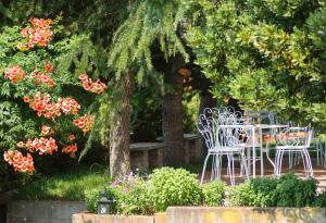 Agriturismo Albarossa, Vidiecke domy  Nizza Monferrato - big - 22