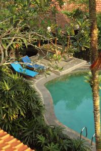 Villa Bhuana Alit, Гостевые дома  Убуд - big - 56