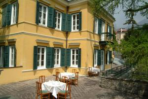 Villa Solitude, Ville  Bad Gastein - big - 25