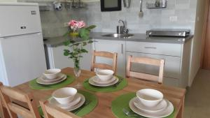 Holiday Home Raz, Appartamenti  Kefar Sava - big - 12