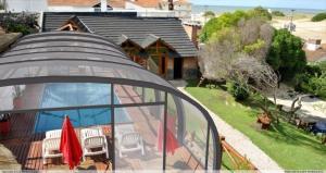 Loma Escondida Apart Cabañas & Spa, Lodges  Villa Gesell - big - 33