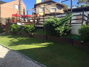Loma Escondida Apart Cabañas & Spa, Lodges  Villa Gesell - big - 20