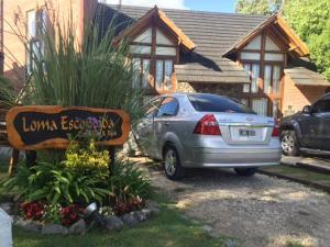 Loma Escondida Apart Cabañas & Spa, Lodges  Villa Gesell - big - 34