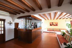 Praia da Lota Resort – Hotel (Ex- turoasis), Hotely  Manta Rota - big - 20