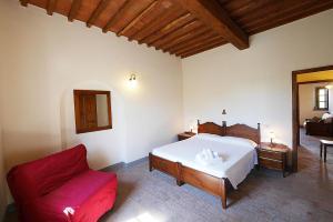 Podere San Giuseppe, Apartmanhotelek  San Vincenzo - big - 26
