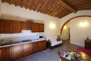 Podere San Giuseppe, Apartmanhotelek  San Vincenzo - big - 10