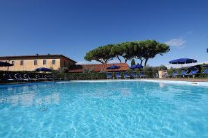 Podere San Giuseppe, Apartmanhotelek  San Vincenzo - big - 94