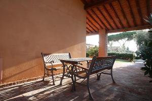 Podere San Giuseppe, Apartmanhotelek  San Vincenzo - big - 82