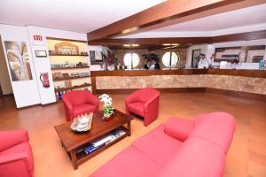 Praia da Lota Resort – Hotel (Ex- turoasis), Hotely  Manta Rota - big - 18