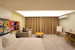 Salzburg Resort, Privatzimmer  Dongshan - big - 3