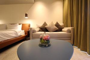 Salzburg Resort, Privatzimmer  Dongshan - big - 7