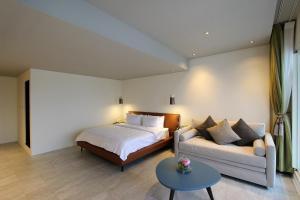 Salzburg Resort, Privatzimmer  Dongshan - big - 11