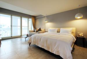 Salzburg Resort, Privatzimmer  Dongshan - big - 14