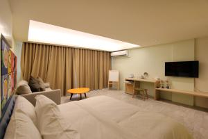Salzburg Resort, Privatzimmer  Dongshan - big - 15