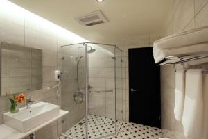 Salzburg Resort, Privatzimmer  Dongshan - big - 17