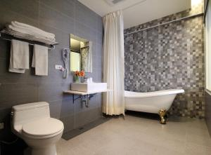 Salzburg Resort, Privatzimmer  Dongshan - big - 21