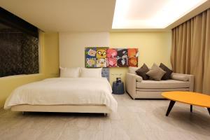 Salzburg Resort, Privatzimmer  Dongshan - big - 25