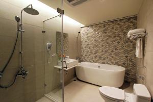 Salzburg Resort, Privatzimmer  Dongshan - big - 35