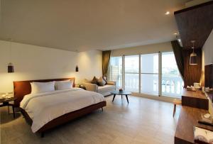 Salzburg Resort, Privatzimmer  Dongshan - big - 36