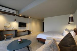 Salzburg Resort, Privatzimmer  Dongshan - big - 38