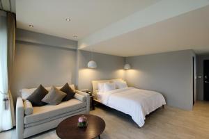 Salzburg Resort, Privatzimmer  Dongshan - big - 42
