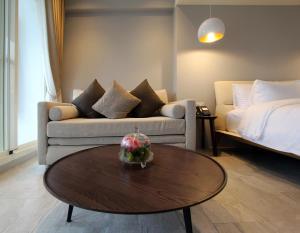 Salzburg Resort, Privatzimmer  Dongshan - big - 43