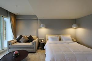 Salzburg Resort, Privatzimmer  Dongshan - big - 44
