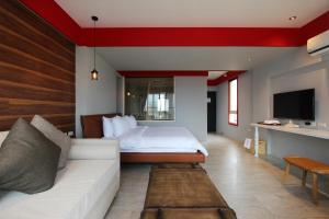 Salzburg Resort, Privatzimmer  Dongshan - big - 45