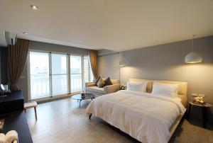 Salzburg Resort, Privatzimmer  Dongshan - big - 47