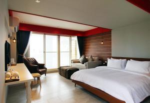 Salzburg Resort, Privatzimmer  Dongshan - big - 51