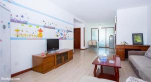 Qingdao Golden Beach Sihaiju Seaview Apartment Diwei Garden Branch, Apartments  Huangdao - big - 4