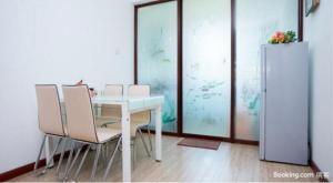 Qingdao Golden Beach Sihaiju Seaview Apartment Diwei Garden Branch, Apartments  Huangdao - big - 3
