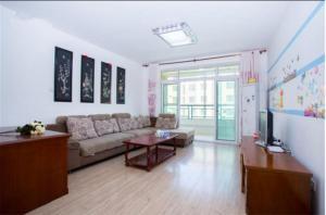 Qingdao Golden Beach Sihaiju Seaview Apartment Diwei Garden Branch, Apartments  Huangdao - big - 2