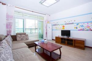 Qingdao Golden Beach Sihaiju Seaview Apartment Diwei Garden Branch, Apartments  Huangdao - big - 25