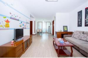 Qingdao Golden Beach Sihaiju Seaview Apartment Diwei Garden Branch, Apartments  Huangdao - big - 9