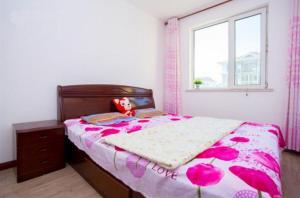 Qingdao Golden Beach Sihaiju Seaview Apartment Diwei Garden Branch, Apartments  Huangdao - big - 23