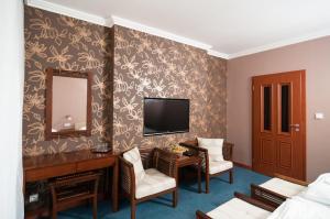 Hotel Radějov, Отели  Strážnice - big - 11