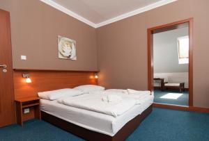 Hotel Radějov, Отели  Strážnice - big - 15