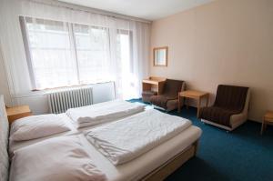 Hotel Radějov, Отели  Strážnice - big - 12