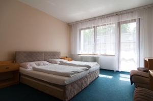 Hotel Radějov, Отели  Strážnice - big - 14